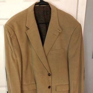 Ralph Lauren Tan Blazer Sportcoat